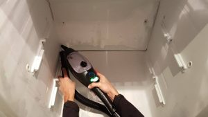 Fridge Repair interior defrost cleaning