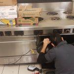 Commercial Stove Repair