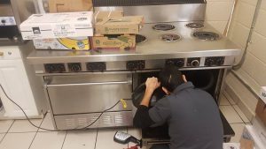 Vaughan, Commercial Stove Repair
