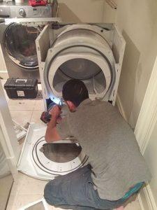 appliance repair by certified technician