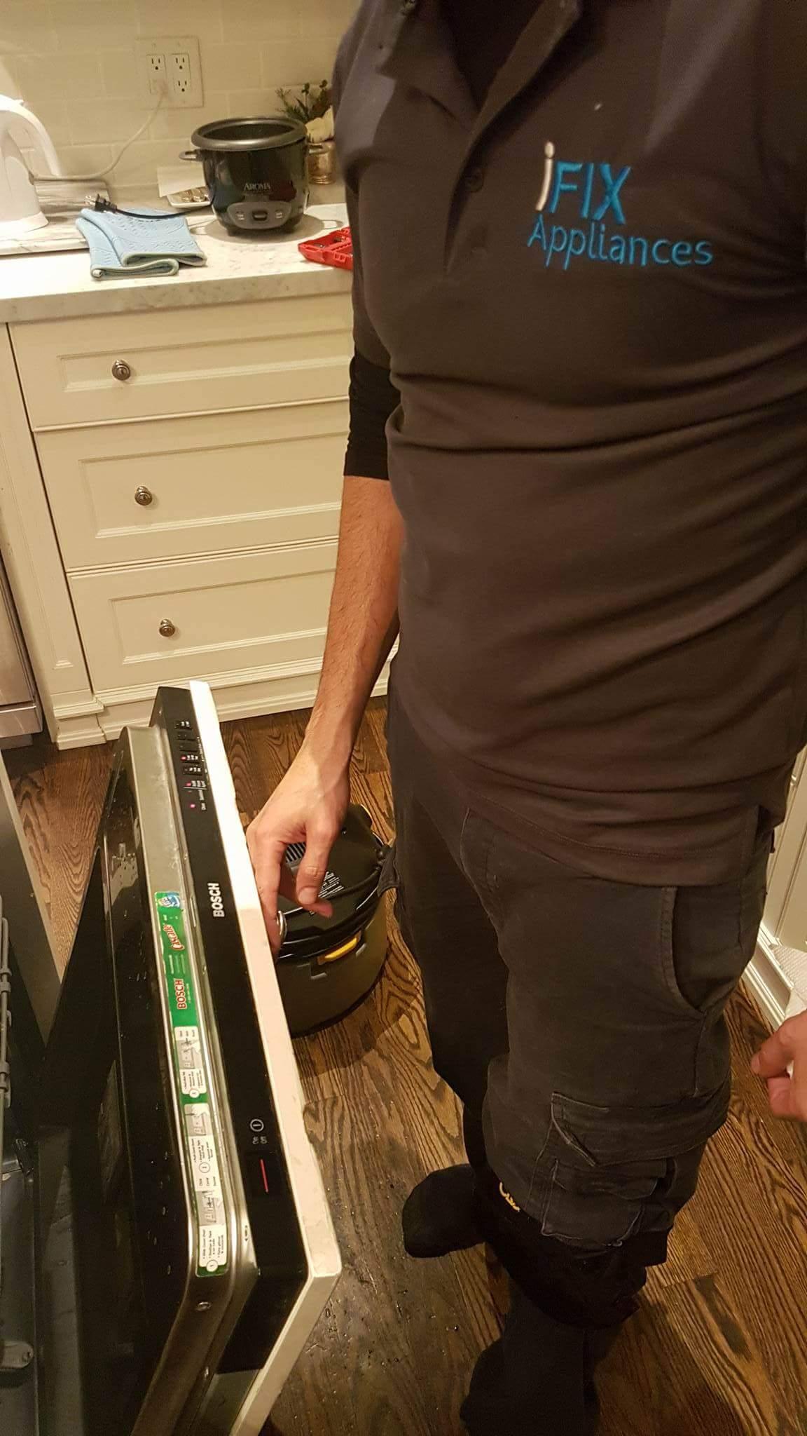 Range Stove Repair in Toronto and GTA by I-Fix Appliance Repair
