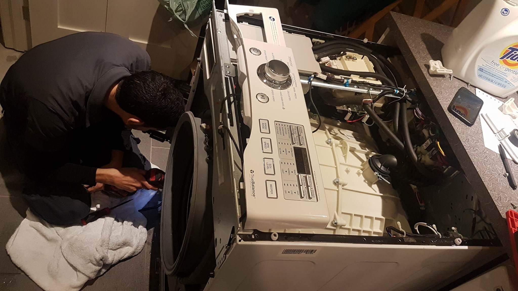 Washing Machine Repair In Toronto And Gta I Fix