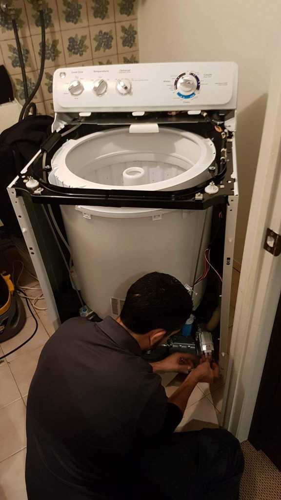 markham washer repair