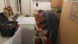 old model washer repair in Kitchener