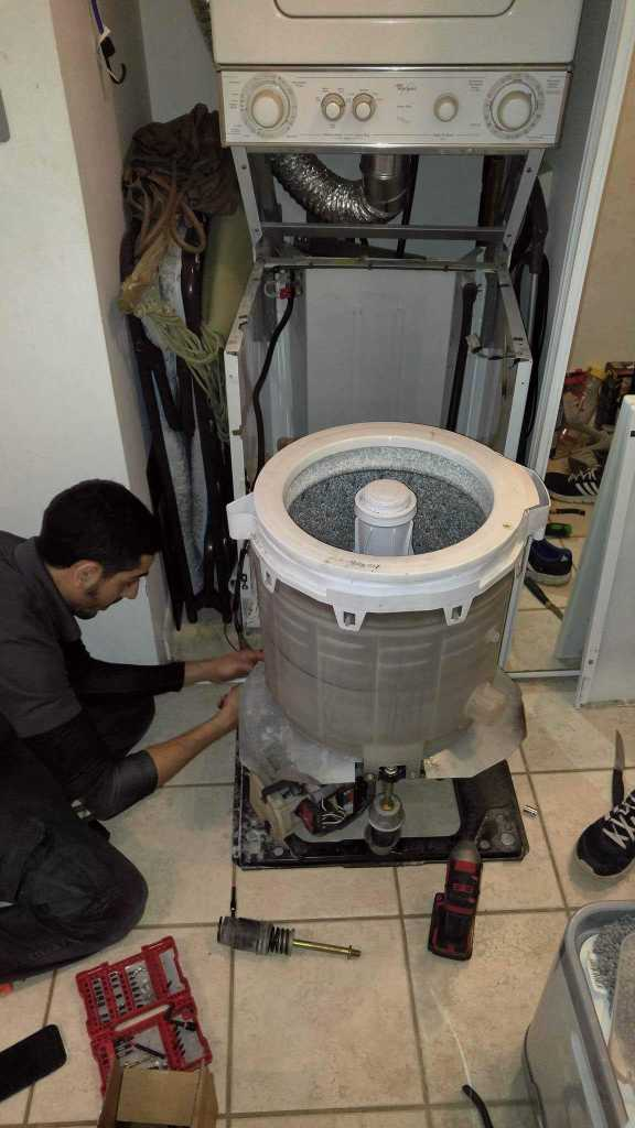 Washer Repair Services by I Fix Appliance Repair