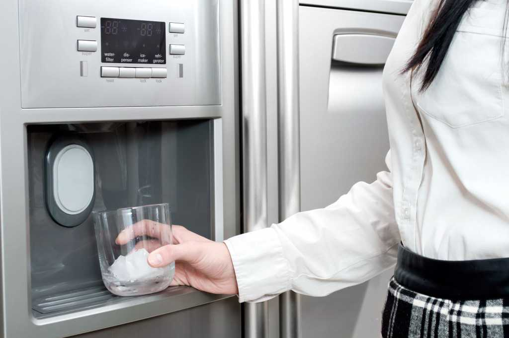 refrigerator ice maker repair