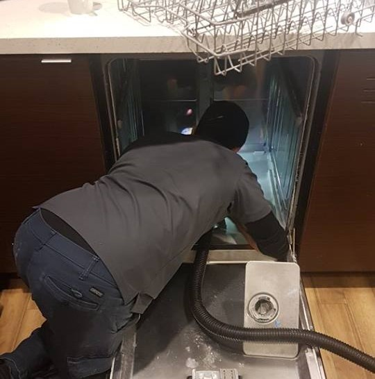 Dishwasher Repair Services Scarborough