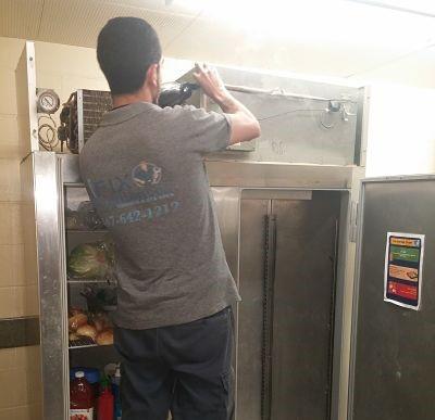 Commercial Appliance Repair Services Etobicoke